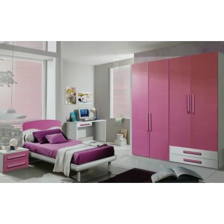 Cameretta Barbie Giessegi Arredo Casa